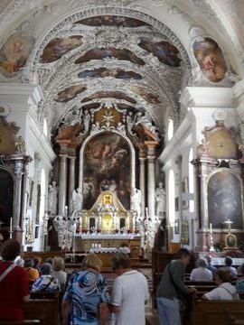 Senioren in Pfarrkirchen unterwegs…